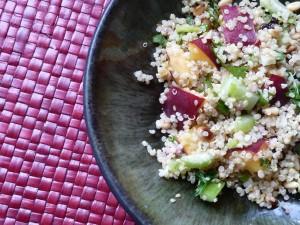 photo quinoa salad