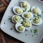 Herb Deviled Eggs
